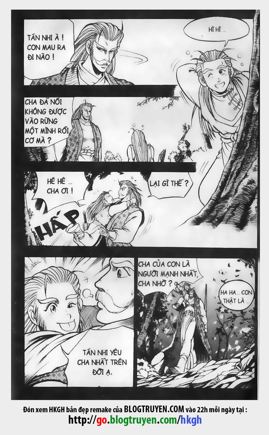 Hiệp Khách Giang Hồ chap 30 page 15 - IZTruyenTranh.com