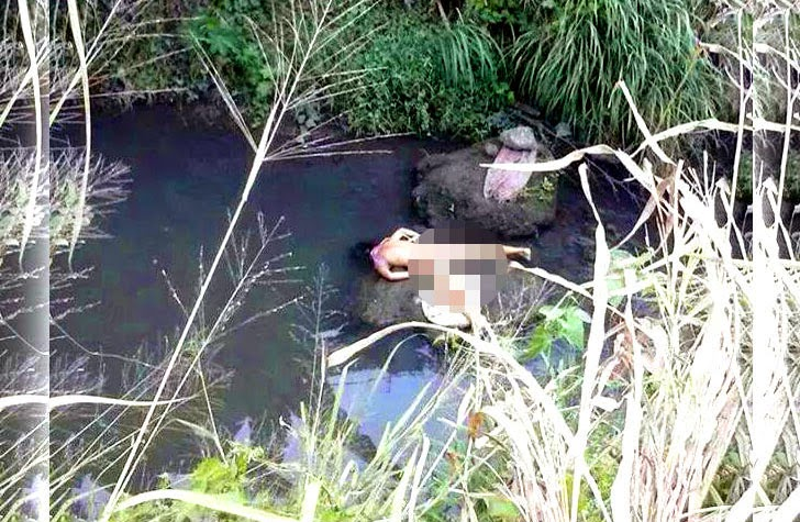 Laguna Rape-Slay Victim