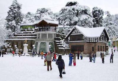 Shimla, Capital of Himachal Pardesh, Queen of Hills, Pleasant weather, Umesh Ghrera, Chief Minister Virbhadra Singh