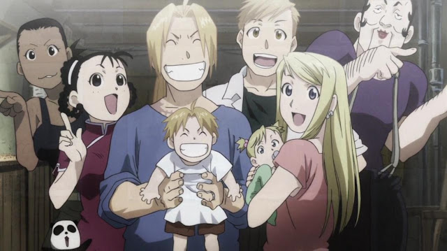 鋼之鍊金術師 FullMetal Alchemist Brotherhood