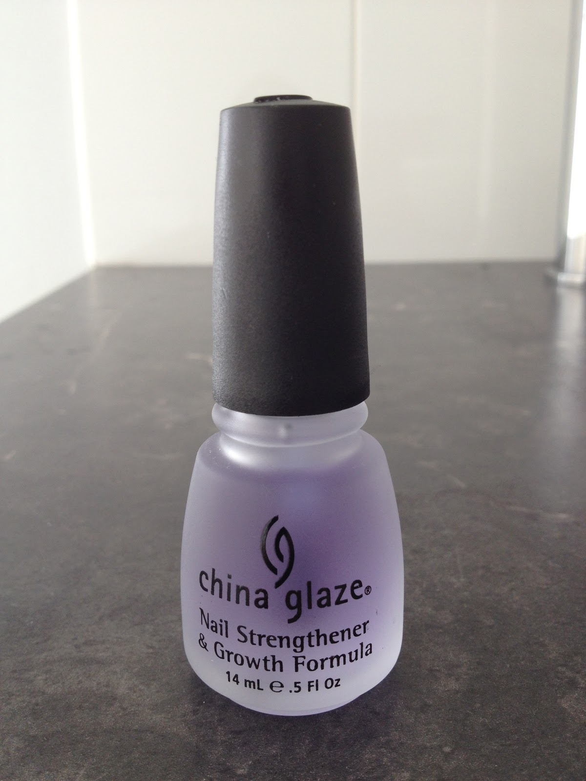 rêveriebelle beauty blog: Review: China Glaze Nail Strengthener ...