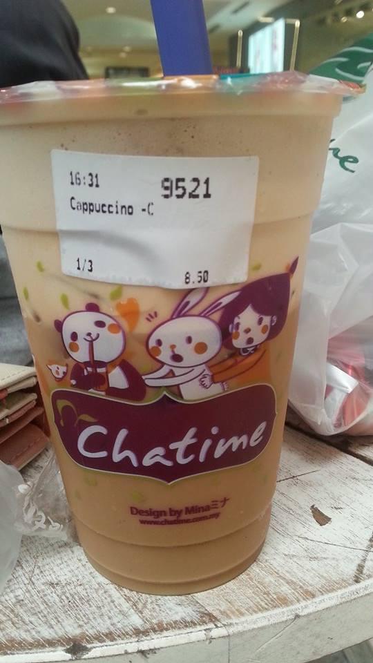 Chatime Cappucino