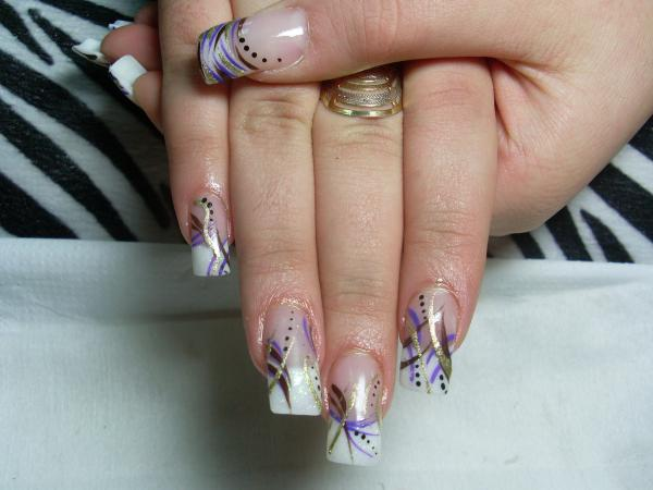 Easy Nail Design - Nail Art Quality: Party Nail Designs Latest Fashion