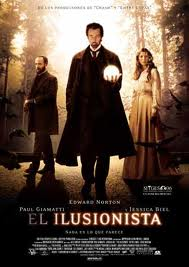 ver El ilusionista (The Illusionist) online gratis
