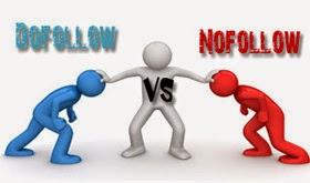 Dofollow vs nofollow blog