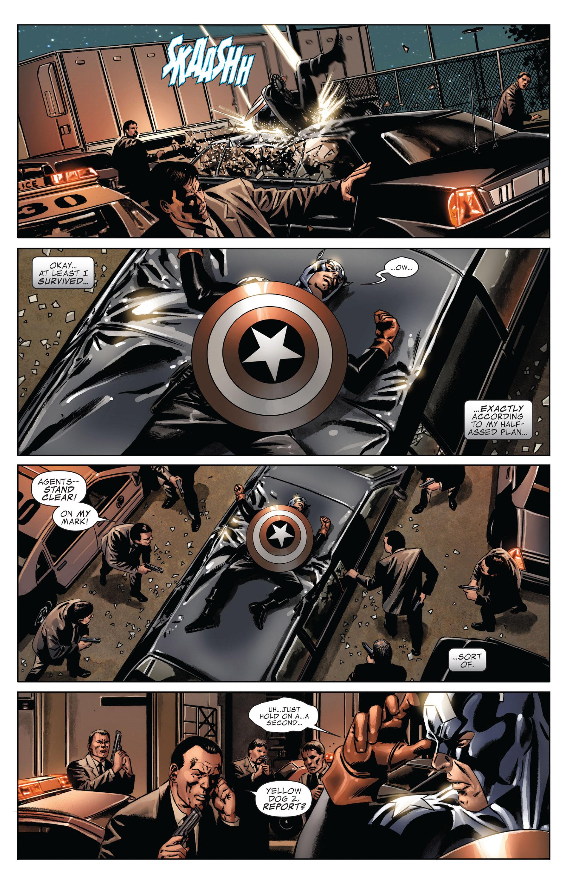 Captain America (2005) Issue #42 #42 - English 20