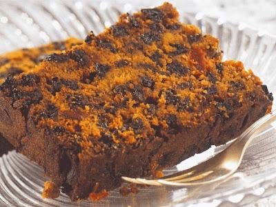Cake Raisins Secs Blog Orange Partenaire Vegan