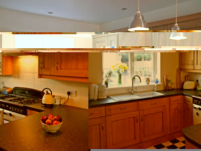 U Shaped Kitchen Design