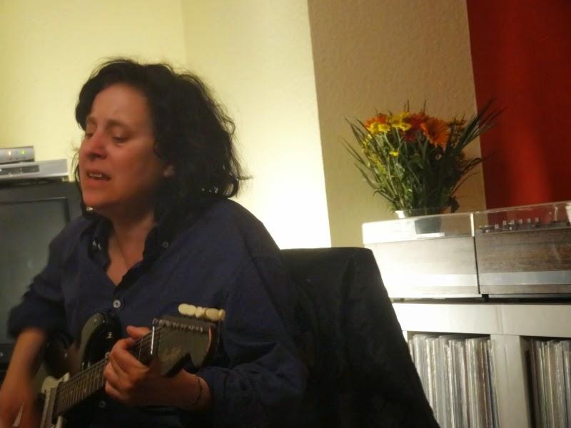 30.03.2014 Essen - privat: Thalia Zedek