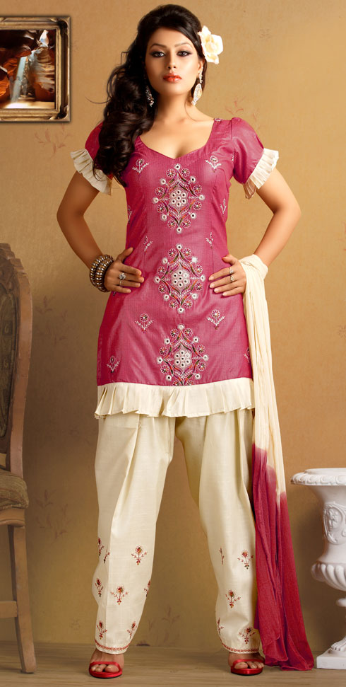 Latest New Fashion Salwar Kameez Collection 2013 Designs in Pakistan ...