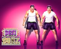 Desi Boyz - Hot Deepika Padukone & Chitrangda Singh Wallpaper
