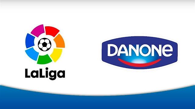 Danone llega a un acuerdo con la LFP