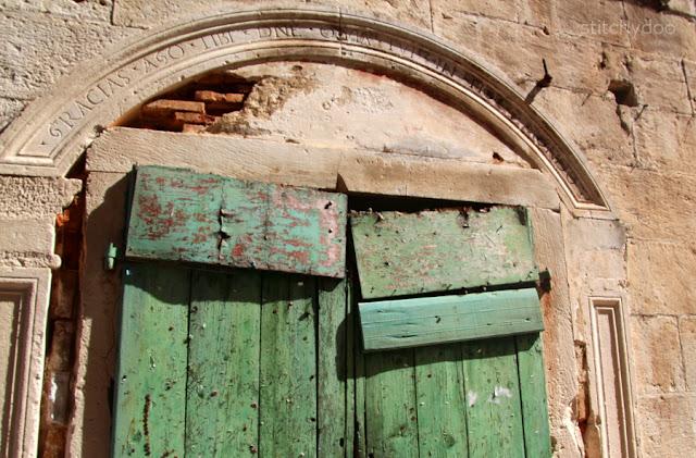 Omis {Kroatien - Adria - Dalmatien} - Altstadt