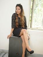 Sneha Sharma latest Glamorous Photos in Black-cover-photo
