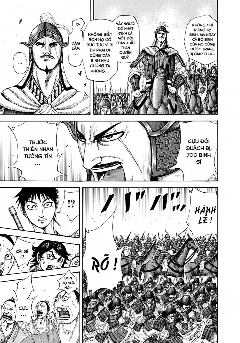 Kingdom - Vương Giả Thiên Hạ Chapter 201 page 5 - IZTruyenTranh.com