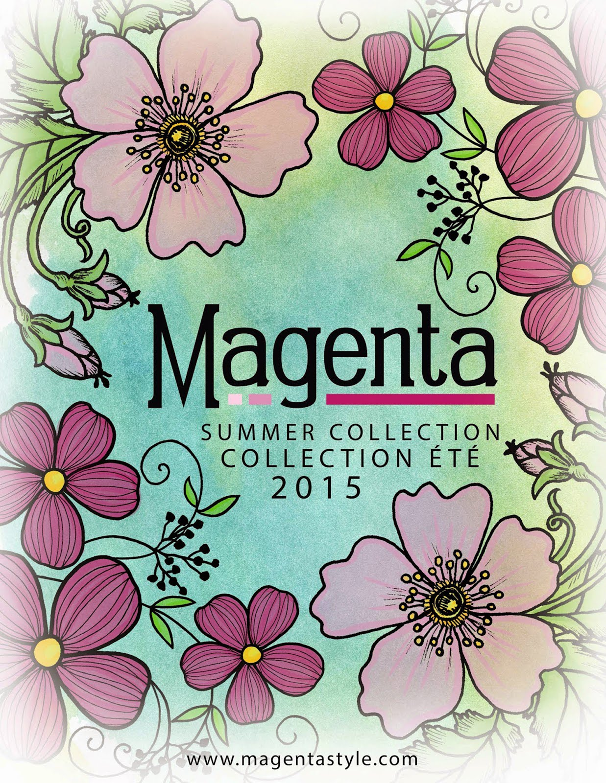 Magenta Summer 2015 Collection