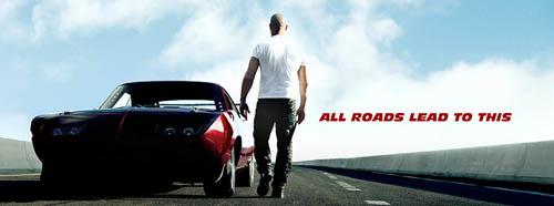 Fast & Furious 6 Vin Diesel