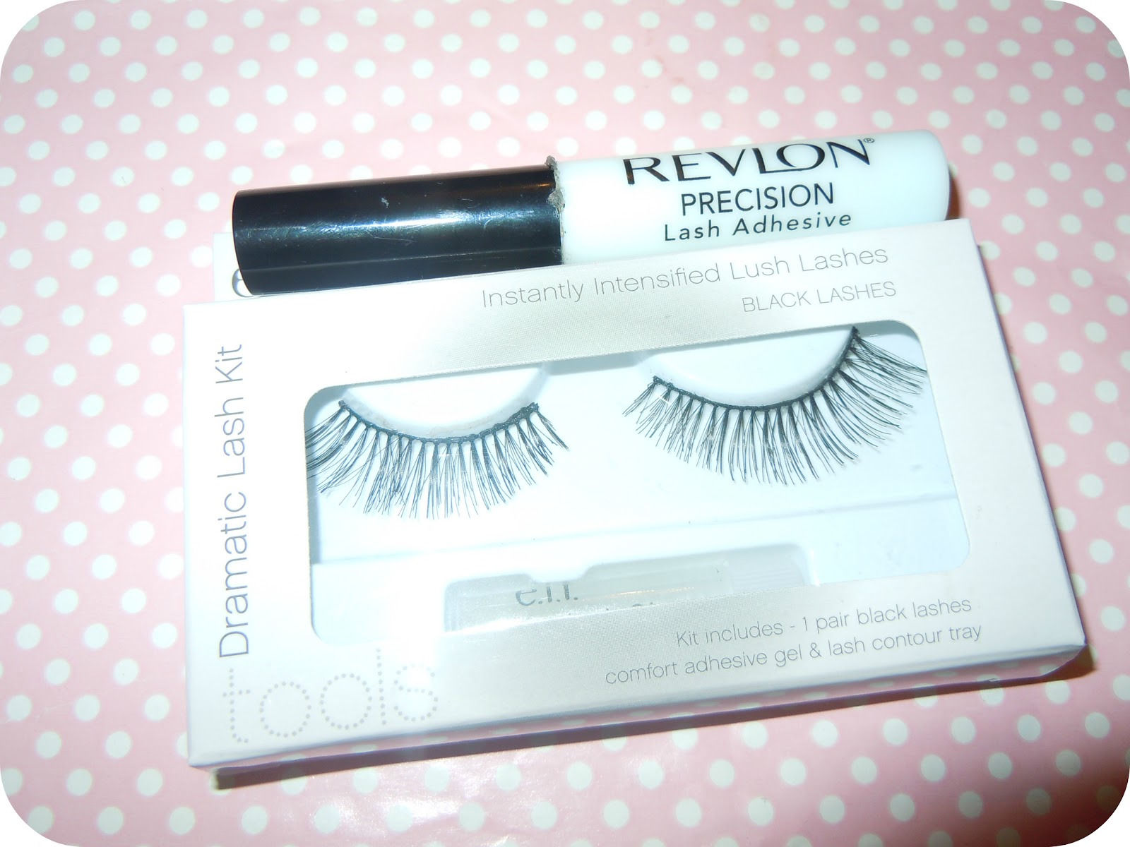 Bee Mama Beauty Parenting Lifestyle Blog Elf Dramatic Lash Kit Cosmetics Clear Brow Ampamp Mascara Crystal I Had To Cut 2 Little Pieces Off The End Of Each Strip So Theyd Fit My Eyes Perfectly Applied All Makeup Including Gel Liner