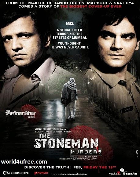 Stoneman murders 2009 Hindi DVDRip 480p 300MB