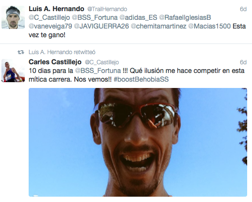 Hernando y Castillejo BSS