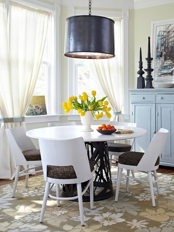 Theme design 11 ideas to decorate breakfast nook house for Kitchen dining area decorating ideas