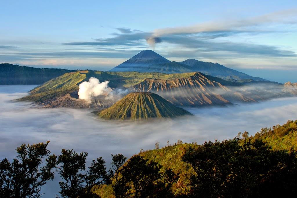 أجمل عشر أماكن يجب أن تزورها في أندونيسيا 1