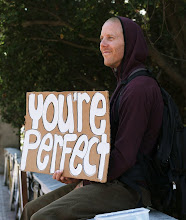 """you're perfect"""