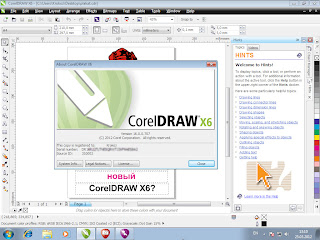 CorelDRAW Graphics Suite X6 (x86/x64) Full Keygen