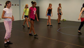 charlotte north carolina middle school dance lessons