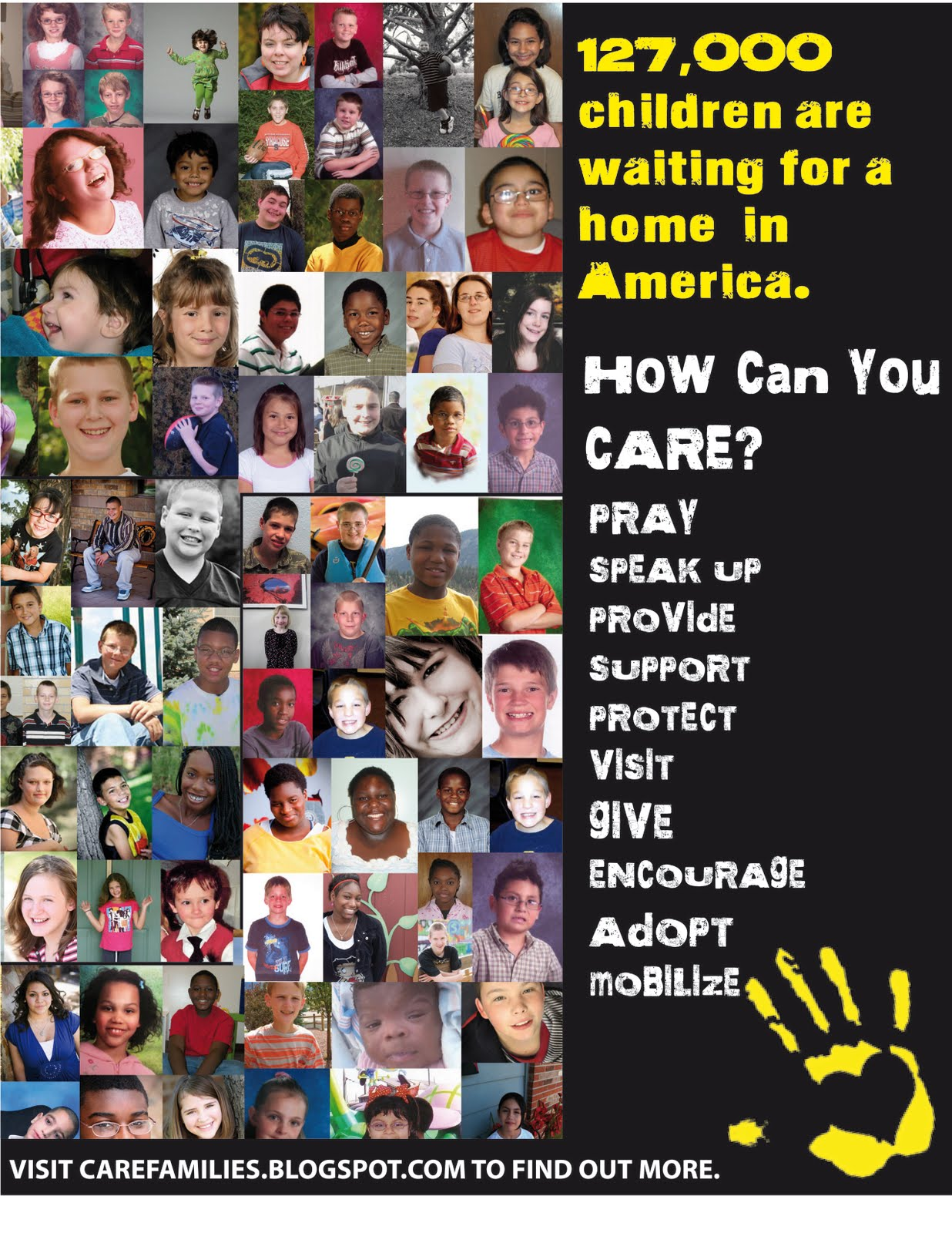 Last November Care Shared This List Of Children In Colorado Waiting For  Families To Adopt Them And Welcome Them Home Many Peoplemitted To  Praying For
