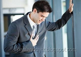 gençlerde kalp krizi geçirme