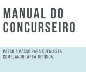 MANUAL DO CONCURSEIRO