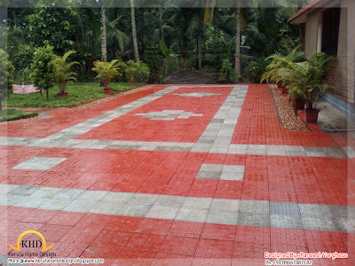 landscaping designs kerala