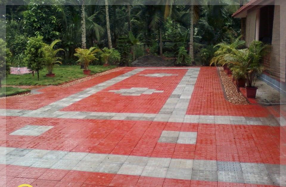 Landscaping landscaping ideas kerala for Garden designs in kerala