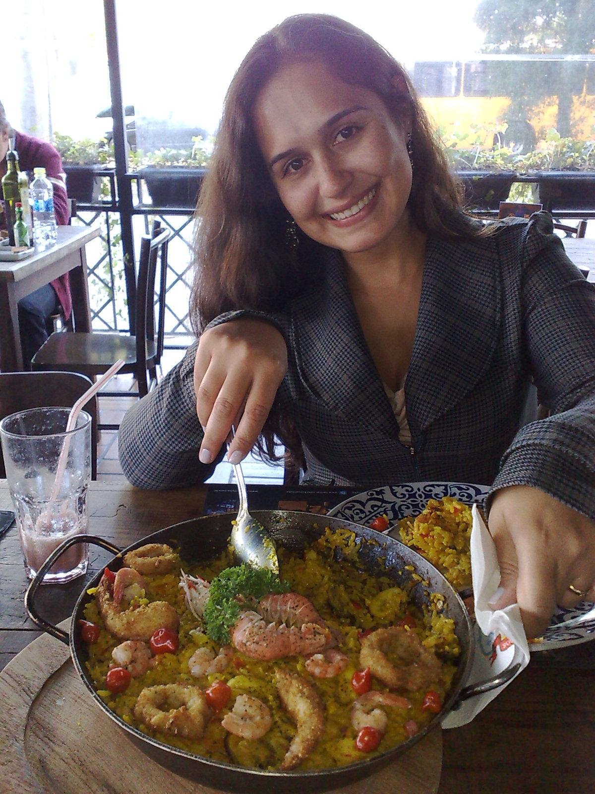 Dicas da gabi uma semana espanhola qual a melhor - Restaurante gabi garcia ...