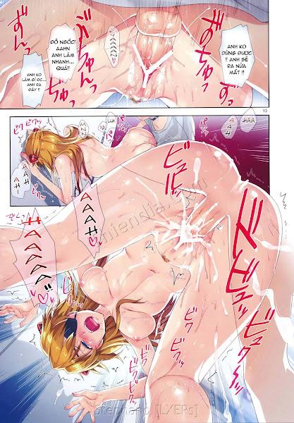 truyện tranh sex