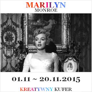 Wyzwanie Wyjątkowe Kobiety - Marilyn Monroe