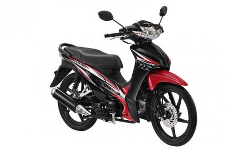 Honda Absolute Revo 2011Spesifikasi