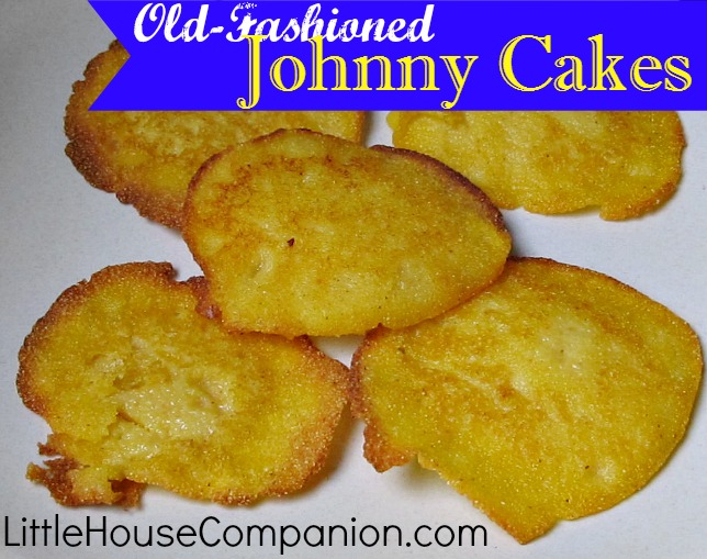 Johnny-Cakes Recipe