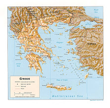 GREEK HISTORY MAPS