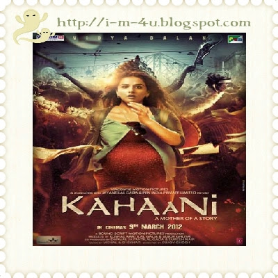Kahanani-2012-movie-casting-Vidya-Balan song sing by Amitabh-Bachchan
