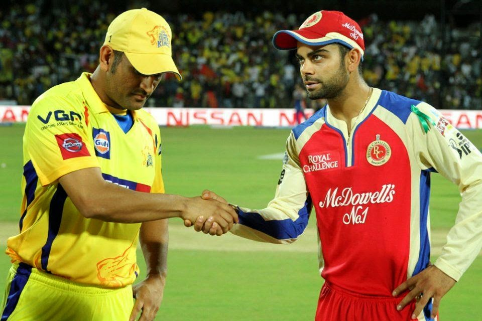Virat Kohli And Gautam Gambhir Fight Reason RCB Vs CSK IPL 2015 Tickets