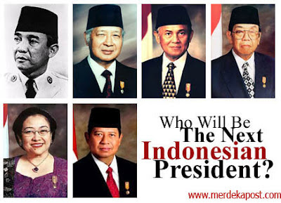 siapa calon presiden indonesia berikutnya