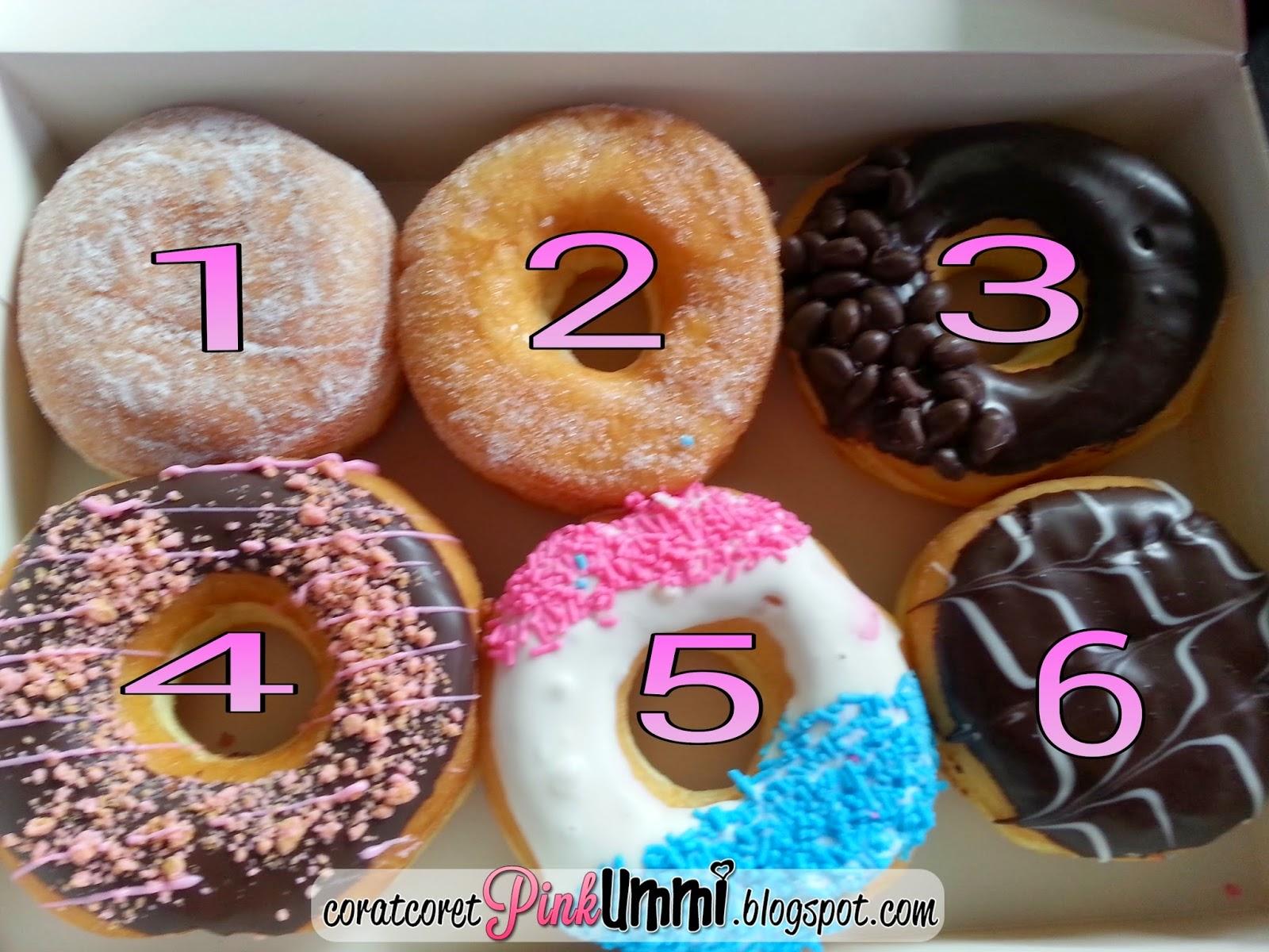 http://coratcoretpinkummi.blogspot.com/2014/07/mini-ga-teka-dunkins-donut.html