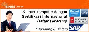 Binus Center Bandung