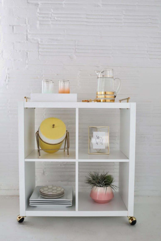 Diy c mo hacer tu propio mueble bar blogs de decoracion - Muebles tu mueble ...