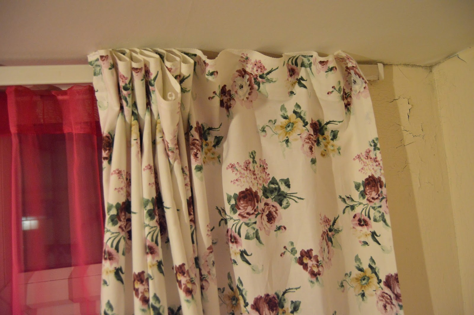 D.I.Y | How To Make Your Own Curtains | Ikea Fabric | DISCOVERING ...