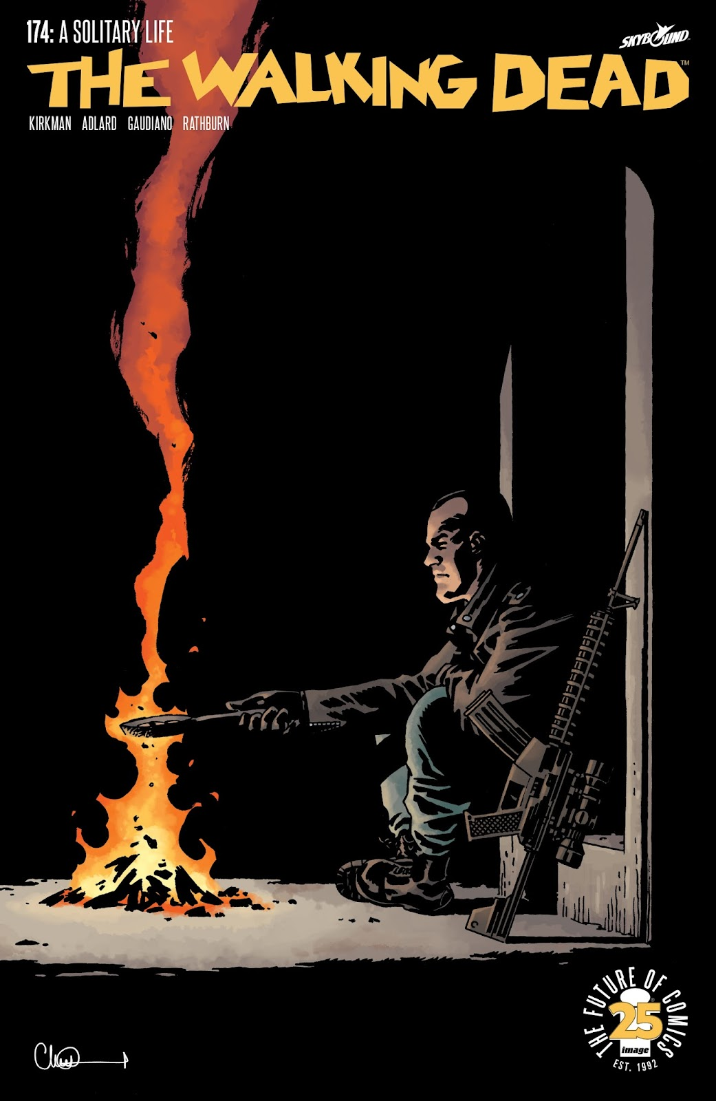 The Walking Dead Issue #174 Page 1