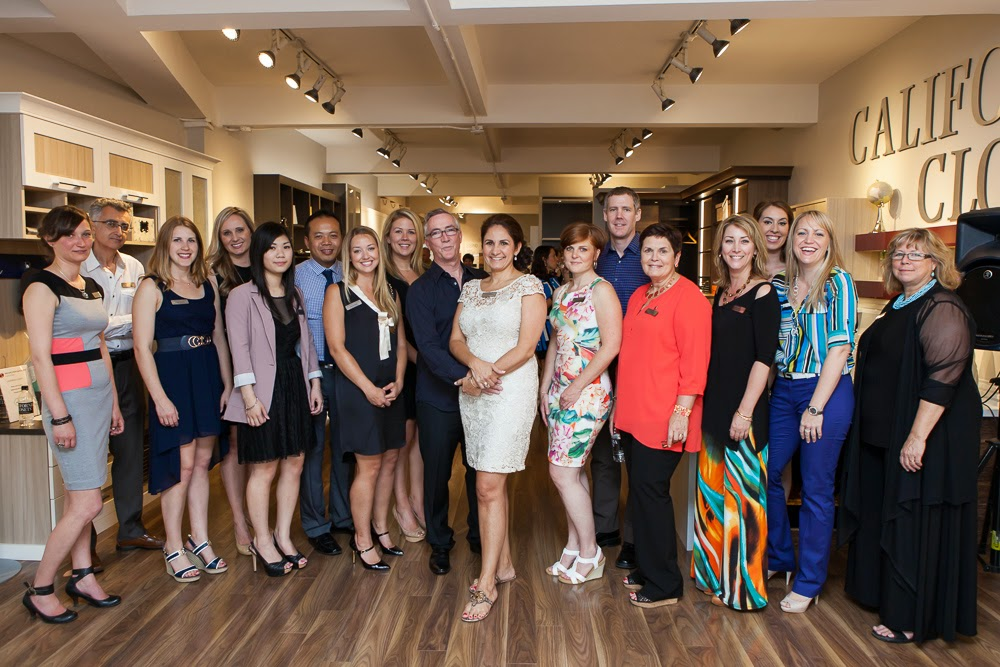 California Closets Vancouver: Grand Opening For A Cause!