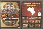 Participação em Festivais (DVD)